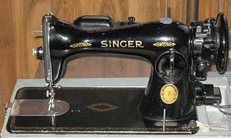 Center Manufacturing Company Standard Sewing Machine Company